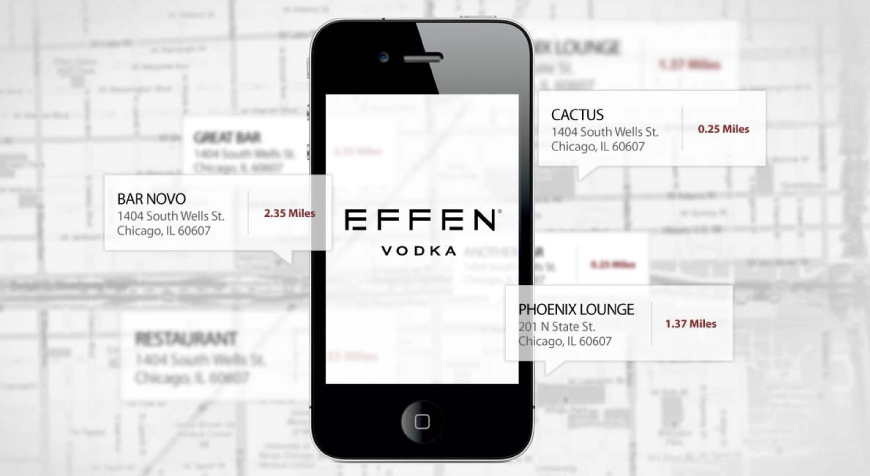 Effen Vodka App