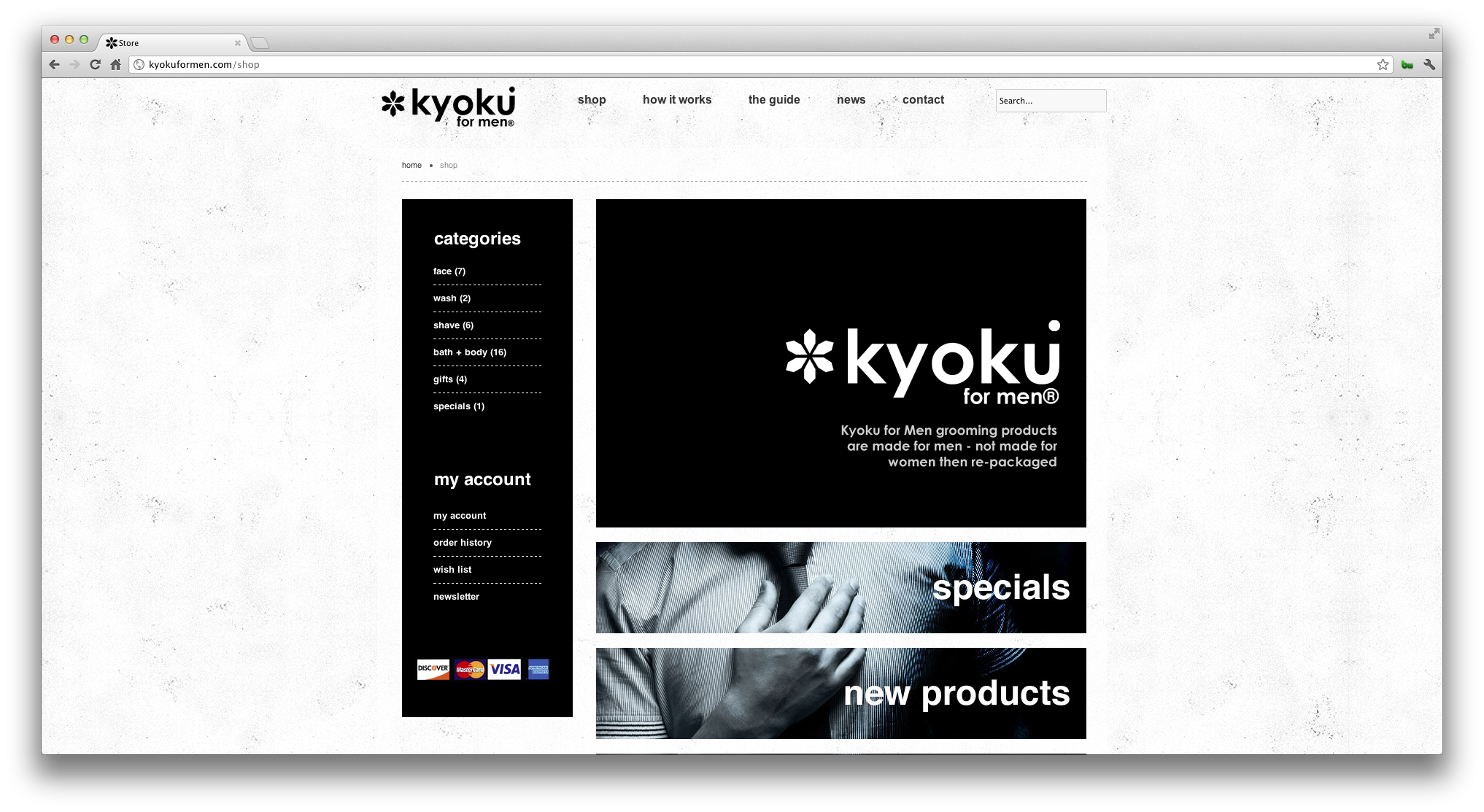 Kyoku Website