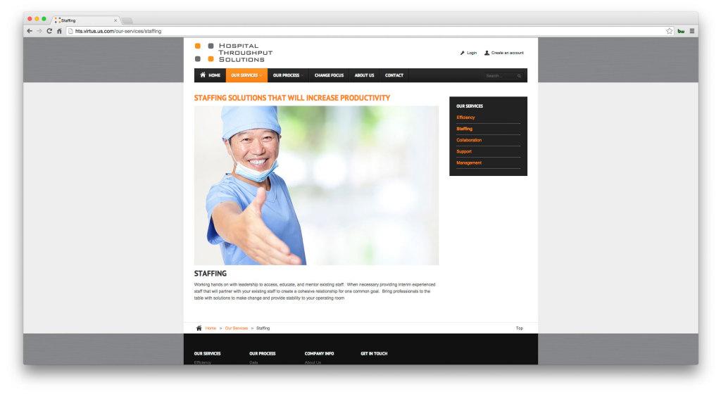 Hospital Throughput Solutions